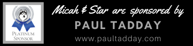 Micah and Star are sponsored by Paul Tadday