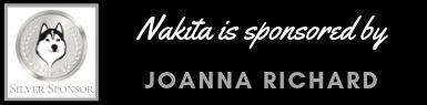 Silver sponsorship of Nakita by Joanna Richard