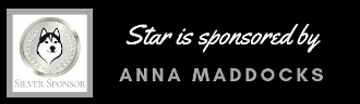 Star is sponsored by Anna Maddocks